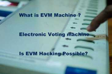 Electronic-Voting-machine